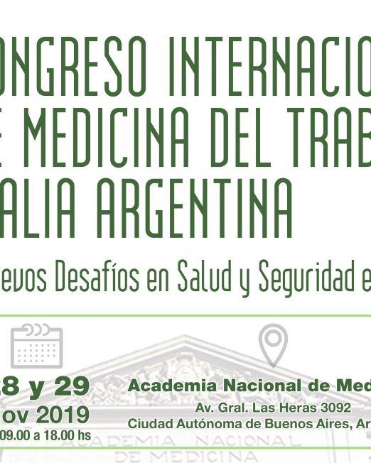 III CONGRESO INTERNACIONAL DE MEDICINA DEL TRABAJO ITALIA ARGENTINA (1) - copia